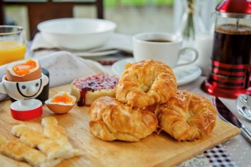 Delicious breakfasts at The Place To Stay, Frome, Somerset, Guest House family bed and breakfast accommodation ~ Breakfast Choices