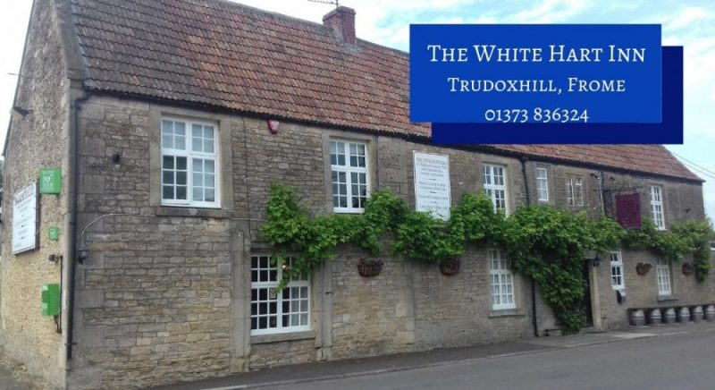 The White Hart Inn, Trudoxhill, Frome