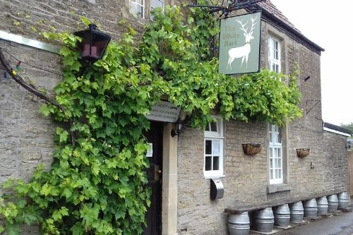 White Hart Inn Trudoxhill, Frome ~ famous for good food, good beer & fine wines